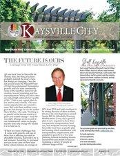 August 2019 Kaysville City Newsletter